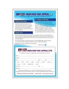 HH APPEAL 2015